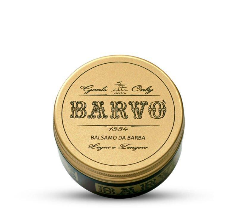 Barvò – Balsamo da Barba Legni e Zenzero