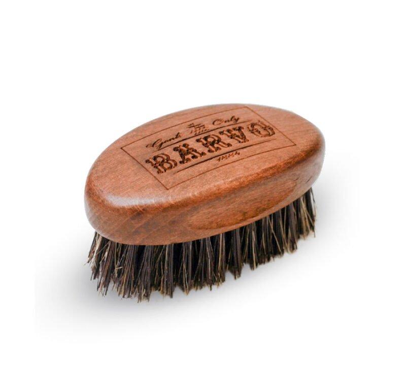 Barvò – Spazzola da barba in setole di cinghiale